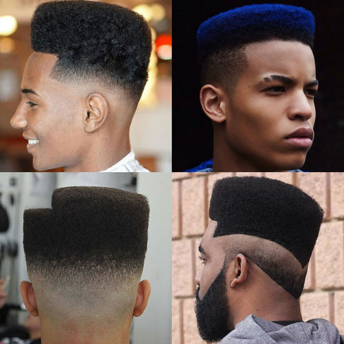 Black-Men-Haircuts-High-Top-Fade