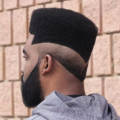 Flat-Top-with-Reverse-Fade