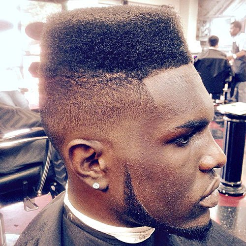 High-Skin-Fade-with-Flat-Top