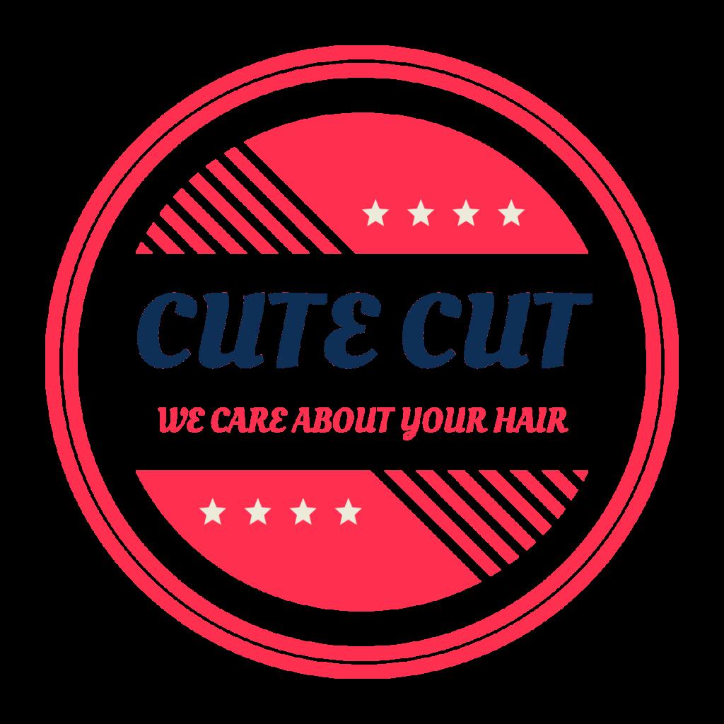 cute cut logo image